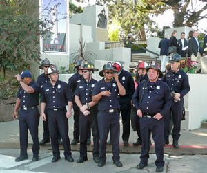 San Francisco Fire Department Museum Events Coit Tower 75th