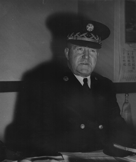San Francisco Fire Department Museum ~ SFFD Chiefs ~ Charles